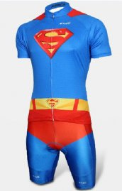 Superman seconde peau impression Triathlon ultra-performant