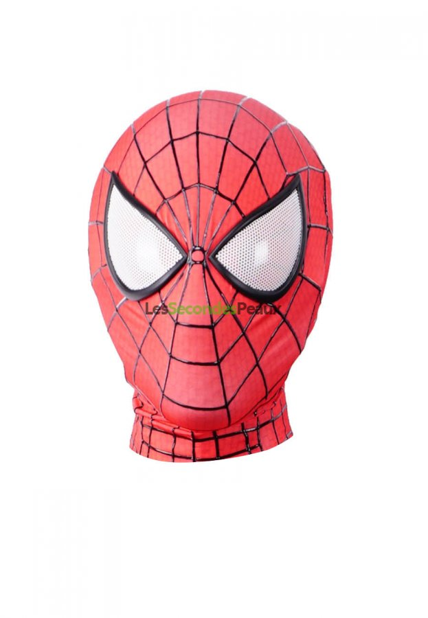 Spider cagoule du film The Amamzing Spider-Man 2