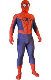 The Amazing Spider Man 2 Réplique zentai costume seconde peau