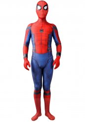 Homecoming spider man déguisement cosplay costume
