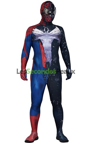 Nouveau costume de spider-man déguisement spiderman adult