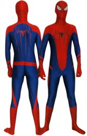 The Amazing Spider Man costume seconde peau 2 élasthanne seconde peau