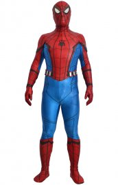 Homecoming Spider-Man web lines 3d paint spandex lycra costume kit