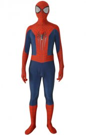 The Amazing Spider-Man 2 imprimé zentai costume seconde peau