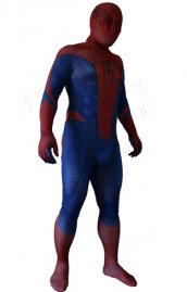 The Amazing Spiderman seconde peau effet 3d