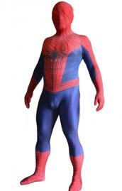 Coupe 3d imprimé Spiderman seconde peau costume