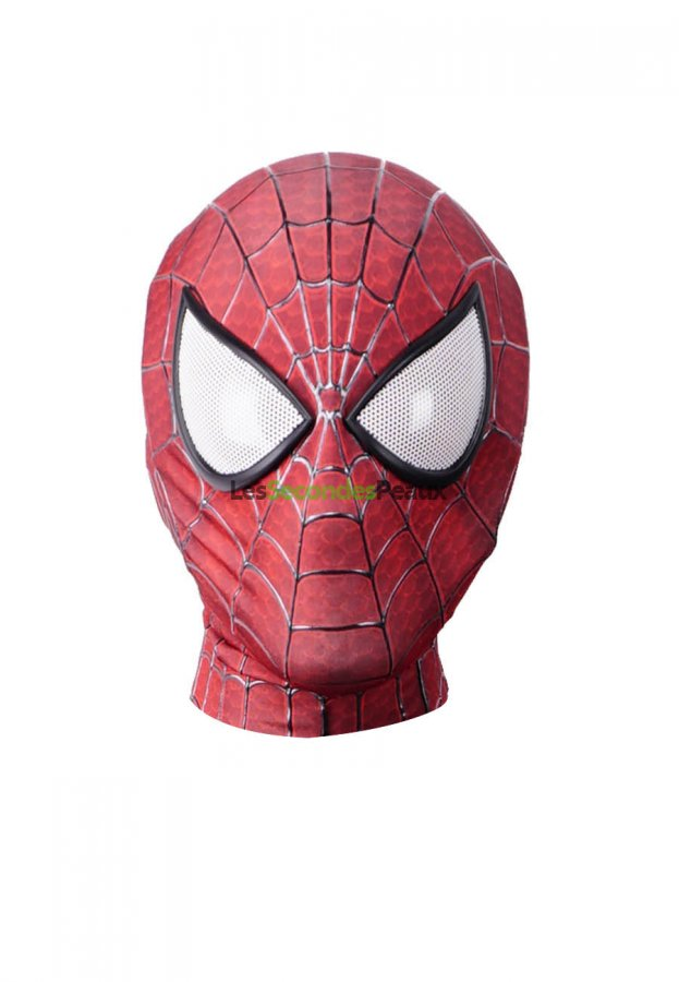 Web peinte en 3d Cagoule Professionnel masque Ultimate Spider-man