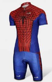 Amazing Spiderman combinaison impression ultra-performant Triathlon